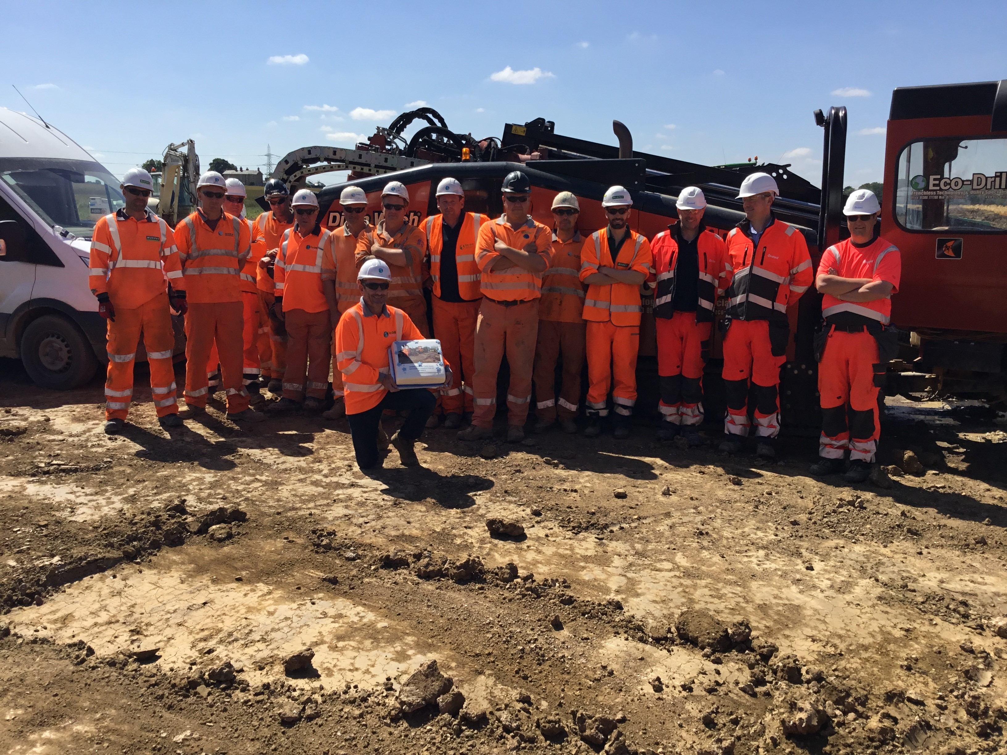 Hornsea Project One – Complete | Eco Drill